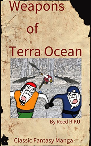 Weapons of Terra Ocean Vol 27: Leader of Imperial Guardians (Weapons of Terra Ocean Manga Comic Edition Book 11) (English Edition)