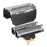 8000 360 Complete Foil 51B/ 51S Cutter Block Compatible for Brau-n Models 8995, 8985, 8975