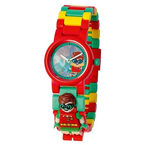 Lego - Montre enfant Lego The Batman Movie - Robin -Enfant