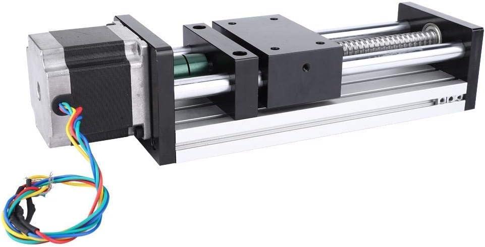 Luckya Ball Screws Linear Popular product Motion Manual 500mm Rail Slide Stroke Raleigh Mall