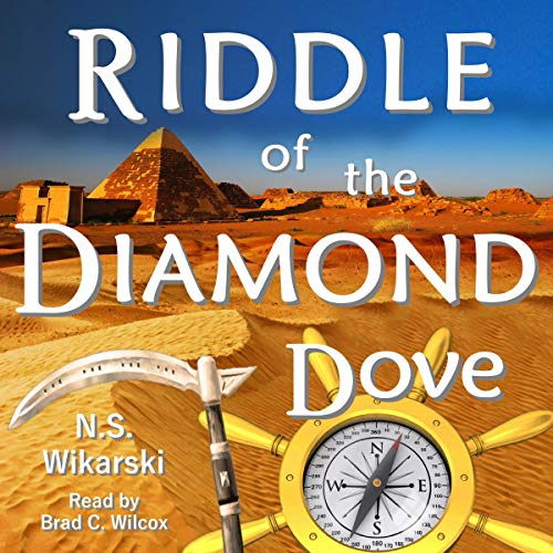 Riddle of the Diamond Dove  By  cover art