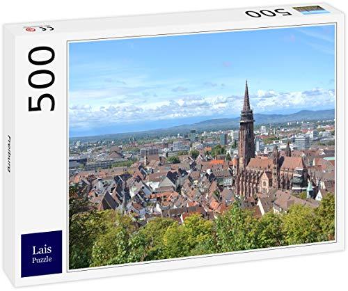 Lais Puzzle Freiburg 500 Teile
