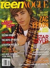 Teen Vogue, October 2008 Issue