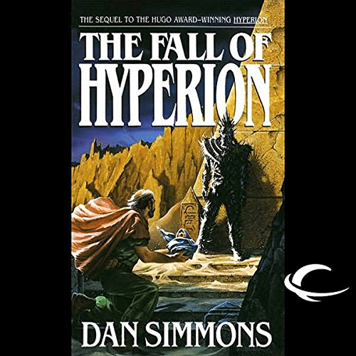 Couverture de The Fall of Hyperion