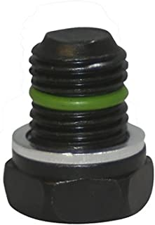 SMART-O R3 Oil Drain Plug M14x1.5mm - Engine Oil Pan Protection Plug with Anti-Leak & Anti-Vibration Function - Install Faster, Re-usable and Eco-Friendly