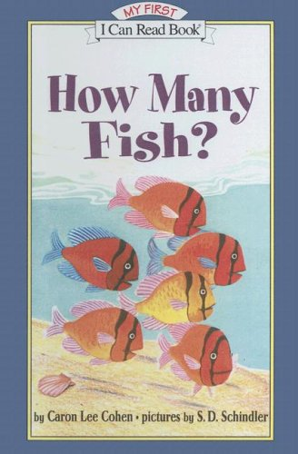 How Many Fish? (My First I Can Read Books)の詳細を見る
