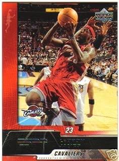 2005/06 Upper Deck ESPN Basketball Cards Complete Set (90 cards including Lebron James,Kobe Bryant,Dwyane Wade +more)