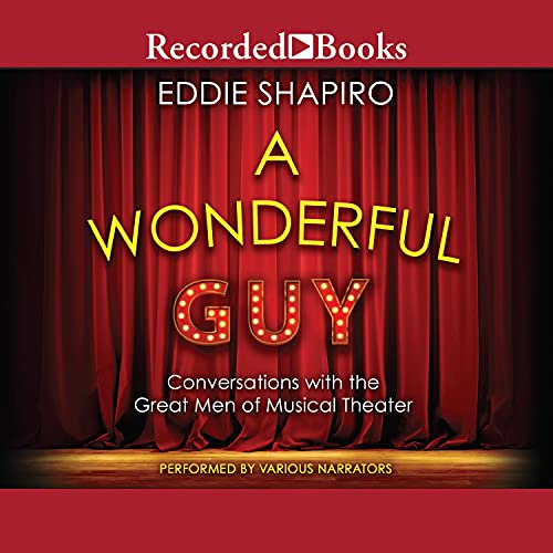A Wonderful Guy (1st Edition) cover art