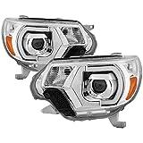 Xtune PRO-JH-TTA12-LBDRL-C Projector Headlight, 1 Pack