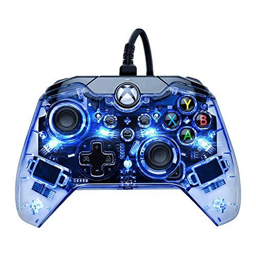 PDP Gaming - Mando con cable Afterglow Prismatic Licenciado (Xbox One), Multicolor
