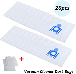 20x Micro Filtration Vacuum Cleaner Hoover Dust Bags + 4 Filters for Miele FJM