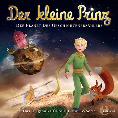 Der Planet des Geschichtenerzählers (Der kleine Prinz 8) Titelbild