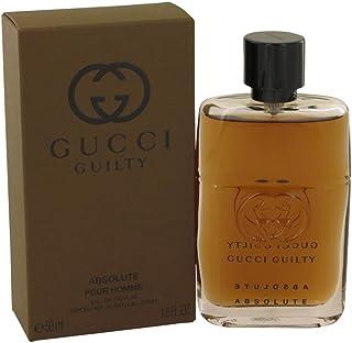 Gucci Perfume Gucci Guilty Absolute by Gucci for Men Eau de Parfum 90ml Multicolor