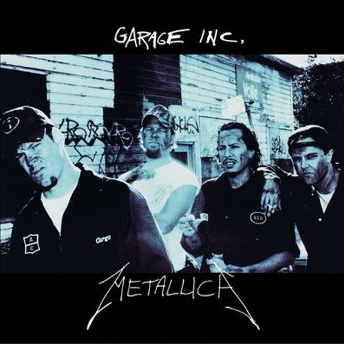 Garage Inc-3lp [Vinyl LP]
