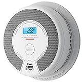 Best Carbon Monoxide Detectors - X-Sense CD07 Carbon Monoxide Detector Alarm, 10-Year Battery Review