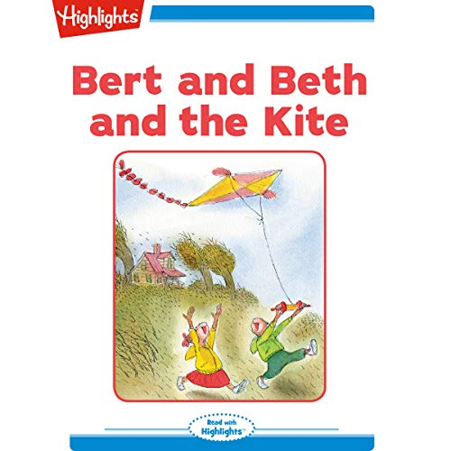 Bert and Beth and the Kite cover art