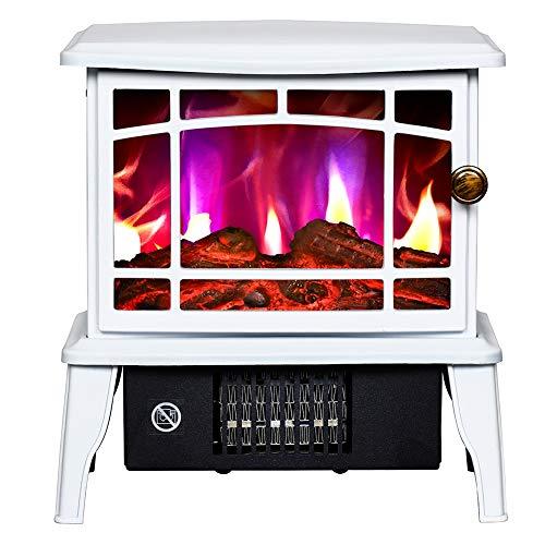 estufas electricas que parecen chimeneas fabricante Yrainy