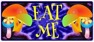 U.S. Custom Stickers Eat Me Mushroom Sticker, 4
