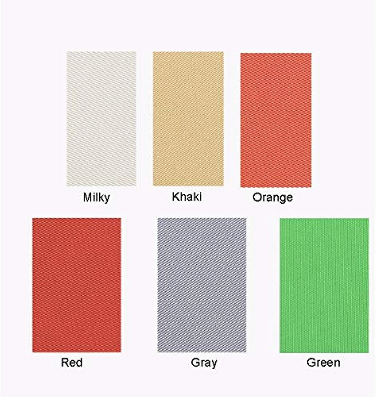 Huaer 95% Vier-Winkel-Schatten Tuch - Outdoor Markise Garden Shelter Sonnenschutz Villa Schatten Segel Balkon Terrasse Verdickung (6 Farben, 2 Gren) (Farbe   Grün, Größe   4×6m)