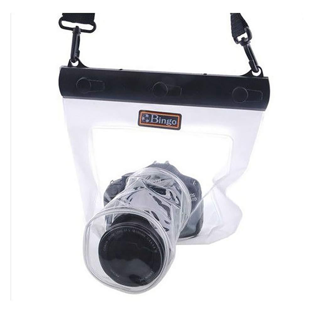 Cablematic - Funda acuática estanca para cámara de fotos SLR DSLR ...