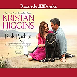 Fools Rush In audiobook cover art