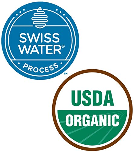 2LB Subtle Earth Organic Decaf - Swiss Water Process Decaf - Medium Dark Roast - Whole Bean Coffee - Low Acidity… 6 Swiss Water Process Decaffienated - 99.9% Caffiene Free USDA Organic Certified - Whole Bean - Medium Dark Roast Rich and chocolatey with profound depth of flavor, velvety body, and low acidity