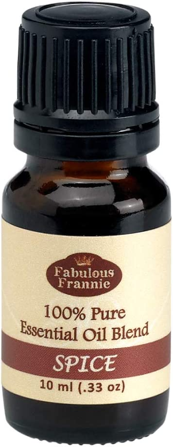 Spice Essential Oil Blend 100% Pure, Undiluted Essential Oil Ble