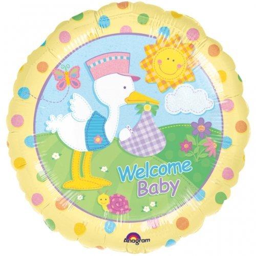 Bundle of Joy Unisexe Baby Shower Ballon en aluminium