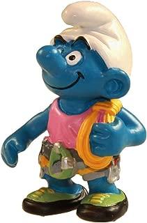 Schlelich - The Smurfs - 1999 - Climber Smurf (Kletterschulumpf)