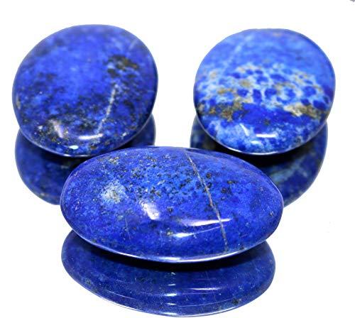 Marcopolo Gems Lapis Lazuli Palmen Stein - 40-50mm AAA Qualität