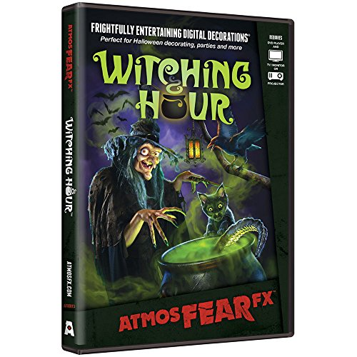 AtmosFEARfx Witching Hour Digital Decoration by AtmosFX