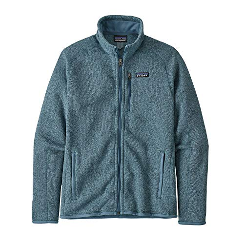 Patagonia Herren Sweater M's Better Sweater Jkt, Pigeon Blue, XL, 25528
