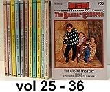 Boxcar Children 12 Book Set: Books 25 -36 ( Volume 25 to 36)