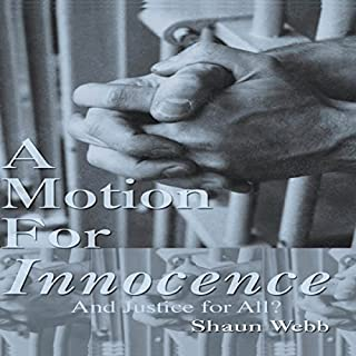 A Motion for Innocence audiobook cover art