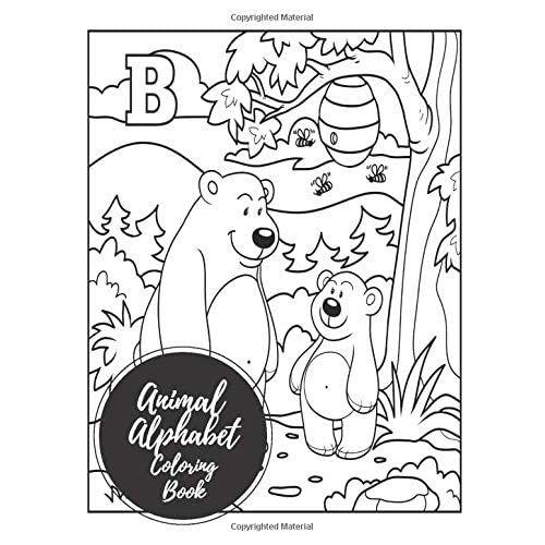 ABC Coloring Pages - GetColoringPages.com | 500x500