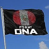 Elaine-Shop Outdoor Flags Peru Es ist in meiner DNA 4 * 6 Ft Flagge für Wohnkultur Sport Fan Fußball Basketball Baseball Hockey