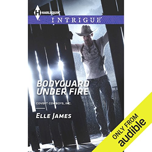 Bodyguard Under Fire audiobook cover art