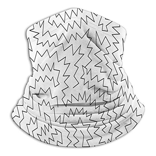 Logik Puzzle Spiel Labyrinth Kinder Erwachsenenbildung Aktivität Bandana Gesicht Schal Hals Gamasche, Schal Stirnbänder Sturmhaube Kopfbedeckung Tube Windproof Seamless Face Cover Für Frauen Männer