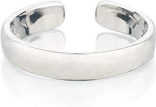 Anello da piede in argento Sterling, modello 8