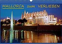 MALLORCA zum VERLIEBEN (Wandkalender 2022 DIN A3 quer): Ausgewaehlte Aufnahmen von Mallorca (Monatskalender, 14 Seiten )