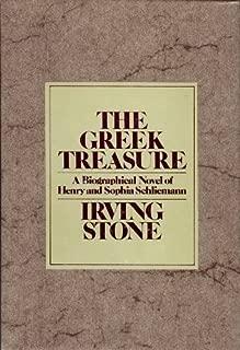 The Greek Treasure Hardcover – August 26, 1975