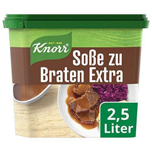 Knorr Soße zu Braten Extra, 1er Pack (1 x 2,5 L)