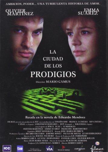 La Ciudad de los prodigios [DVD]