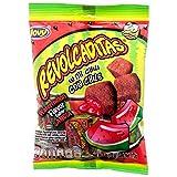 4. Jovy Revolcaditas Sandia Watermelon Flavor Mexican Candy (1 x 6 oz. Bag)