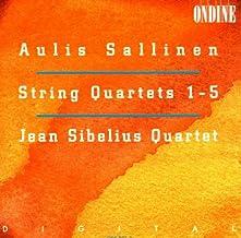 Sallinen String Quartets 15