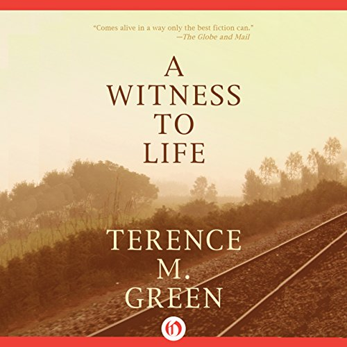 A Witness to Life audiobook cover art
