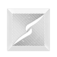 LXZDZ 天井統合された排気ファンの世帯キッチン煙換気ファンの薄いサイレントベンチレーターファンバスルーム