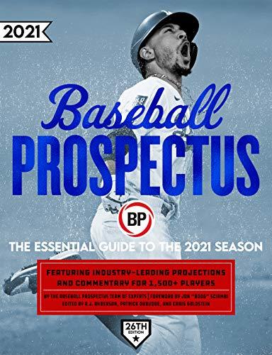 Baseball Prospectus 2021 (English Edition)