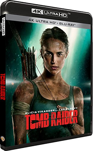 Tomb Raider [4K Ultra HD + Blu-Ray]