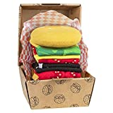 Immagine 2 soxo calze divertenti colorate per